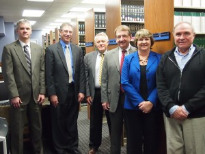 Clermont County Law Library Resources Board with Director Carol Suhre