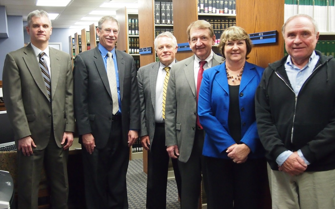 Meet the Library Board of Trustees
